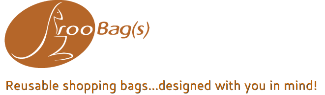 rooBag(s) reusable bags...good for you and the planet!